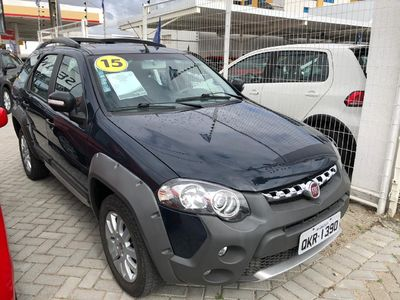 Fiat Palio Weekend Adventure 1.8 16V (Flex) 2015}