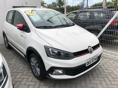 Volkswagen Fox Pepper 1.6 MSI (Flex) 2016}