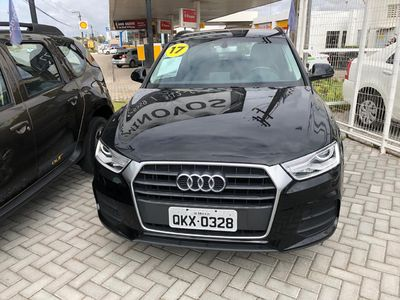 Audi Q3 1.4 TFSI Attraction 2017}