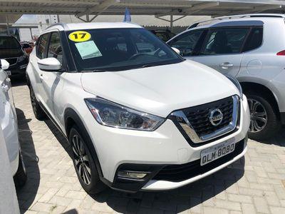 Nissan Kicks 1.6 SV (Aut) 2017}
