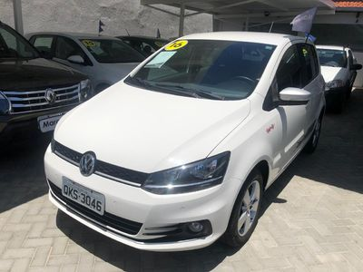 Volkswagen Fox Rock in Rio 1.6 Mi 8V Total Flex 4p 2016}