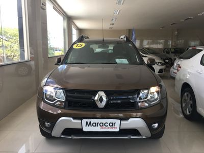 Renault Duster Dynamique 1.6 16v (Flex) 2016}
