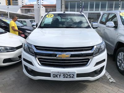 Chevrolet S10 LTZ 2.8 CD 4x4 (Aut) 2017}