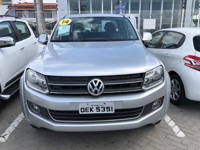 Volkswagen Amarok 2.0 TDi CD 4x4 Highline 2014}