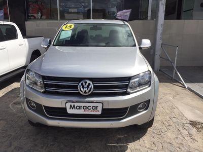 Volkswagen Amarok Cabine Dupla Highline 2.0 TDI 2015}