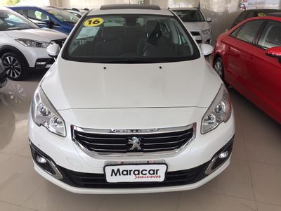 Peugeot 408 Griffe 1.6 THP 2016}