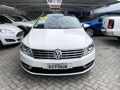 Volkswagen CC 3.6 V6 300cv 2014}