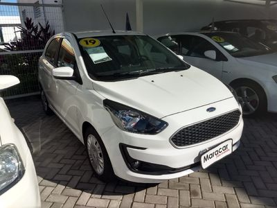 Ford Ka SE 1.5 AT 2019}