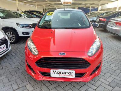 Ford New Fiesta Hatch Sport 1.6 (Flex) 2016 2015}
