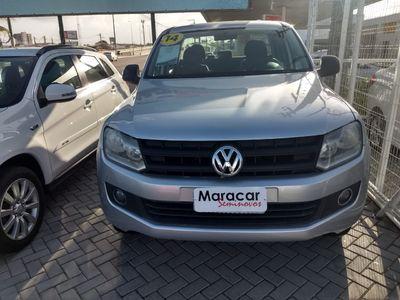 Volkswagen Amarok 2.0 S 4x4 TDi (Cab dupla) 2014}