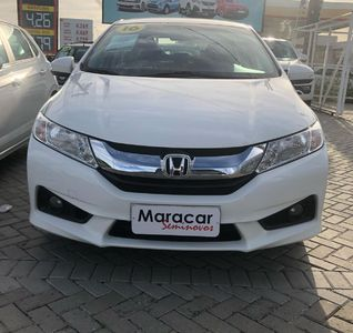 Honda City EXL 1.5 (Aut) 2016}