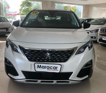 Peugeot 3008 Griffe Pack 1.6 THP 2019}