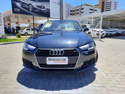 Audi A4 Sedan Attraction 2.0 TFSI S tronic 2018}