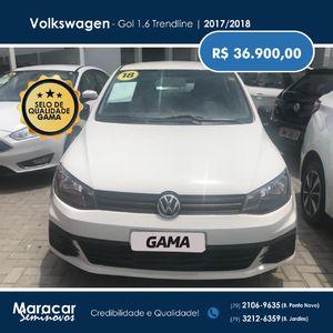 Volkswagen Gol 1.6 MSI Trendline 2018}