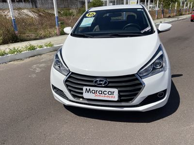 Hyundai HB20 Premium 1.6 AT  2016}