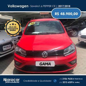 Volkswagen Saveiro Pepper 1.6 CE 2018}
