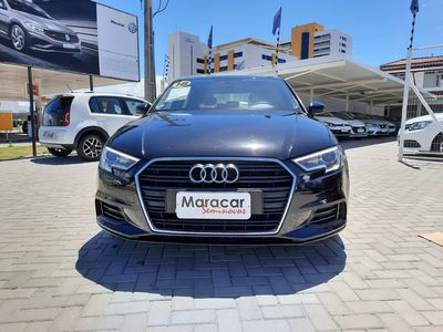 Audi A3 Sedan Attraction 1.4 TFSI (Flex) 2018}