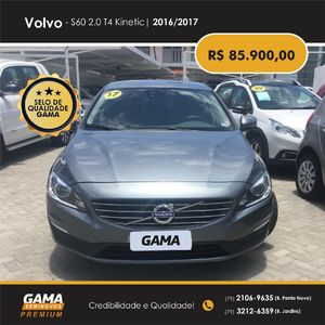 Volvo S60 2.0 T4 Kinetic 2017}