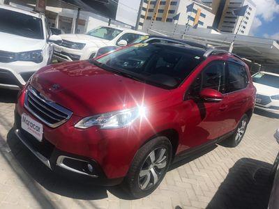 Peugeot 2008 Griffe 1.6 (Flex) 2016}
