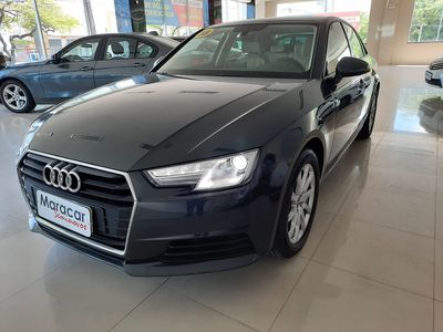 Audi A4 2.0 Ambiente TSFI S-Tronic 2018}