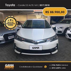 Toyota Corolla 2.0 ALTIS 16V 2018}