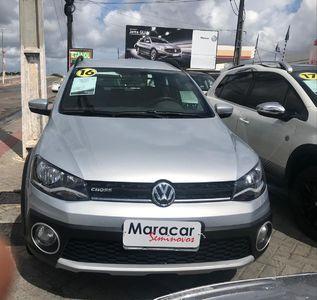 Volkswagen Saveiro 1.6 Cross CD 2016}