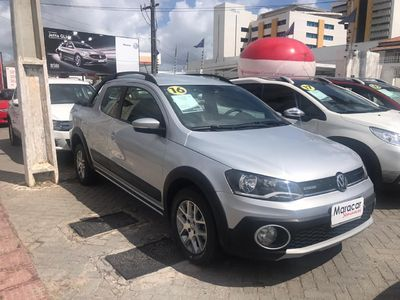Volkswagen Saveiro 1.6 Cross CD 2016}