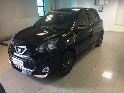 Nissan March 1.6 Rio 2016 2016}