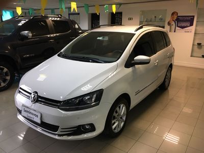 Volkswagen SpaceFox Highline 1.6 2015}