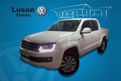Volkswagen Amarok Cabine Dupla Highline 2.0 TDI 2016}