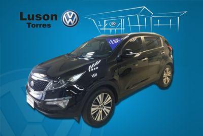 Kia Motors Sportage EX 2.0 (Flex) (Aut) 2016}