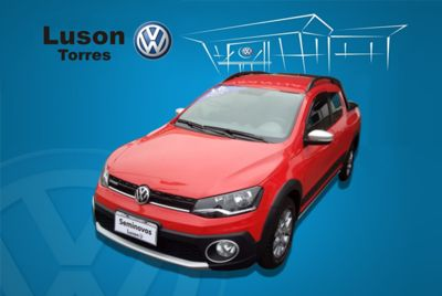 Volkswagen Saveiro Cross 1.6 CD 2016}