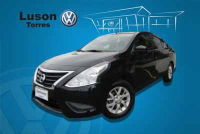 Nissan Versa 1.6 SV 2017}