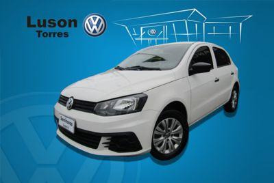 Volkswagen Gol Trendline 1.6 2016}