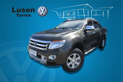Ford Ranger Cabine Dupla Limited 3.2 Diesel 4X4 - AT 2015}