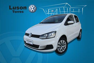 Volkswagen Fox Trendline 1.0 2016}