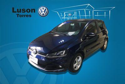 Volkswagen Fox Comfortline 1.6 (Flex)  2017}