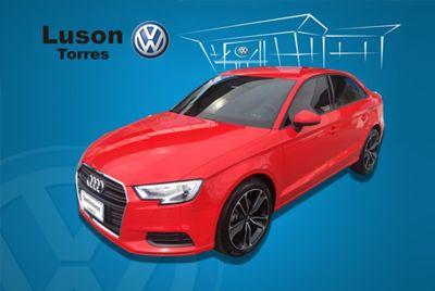 Audi A3 Sedan 1.4 TFSI S tronic 2018}
