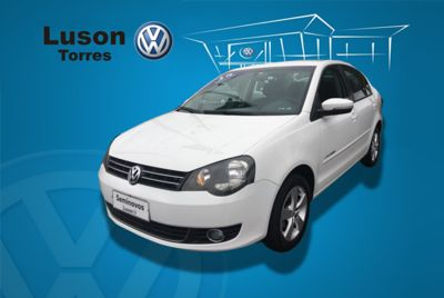 Volkswagen Polo Comfortline 1.6 8V (Flex) 2014}
