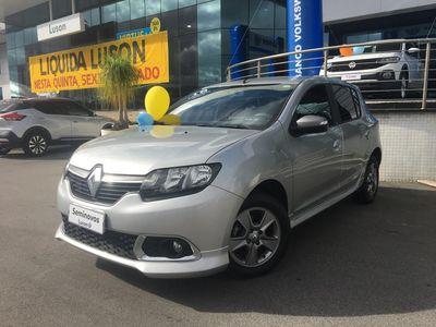 Renault Sandero Vibe 1.0 (Flex) 2018}