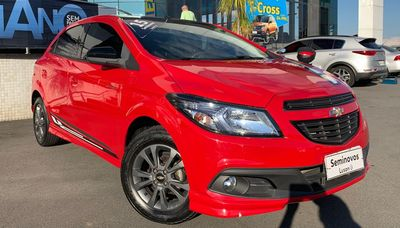 Chevrolet Onix 1.4 Effect 2015}