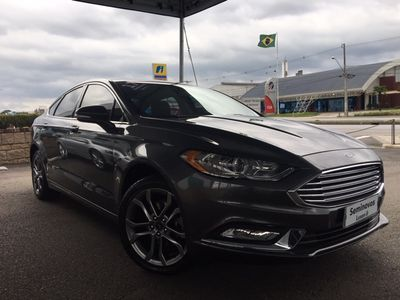 Ford Fusion SEL 2.0 Ecoboost 2017}