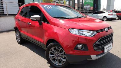 Ford Ecosport Freestyle 1.6 (Flex) 2013}