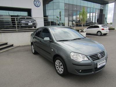 Volkswagen Polo Sedan 1.6 8V (Flex) 2009}