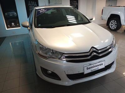 Citroën C4 Lounge Exclusive 1.6 THP (Aut) 2015}