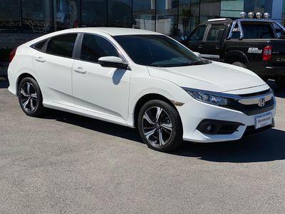 Honda Civic 2.0 EX 16V 2018}