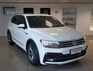 Volkswagen Tiguan Allspace R-line 2.0 350 TSI 2019}