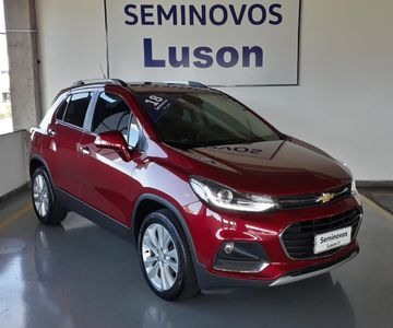 Chevrolet Tracker Premier 1.4 Ecotec Turbo 2018}