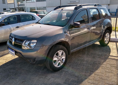 Renault Duster Expression 1.6 16V SCe CVT X-TRONIC 2019}