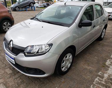 Renault Logan Authentique 1.0 2019}